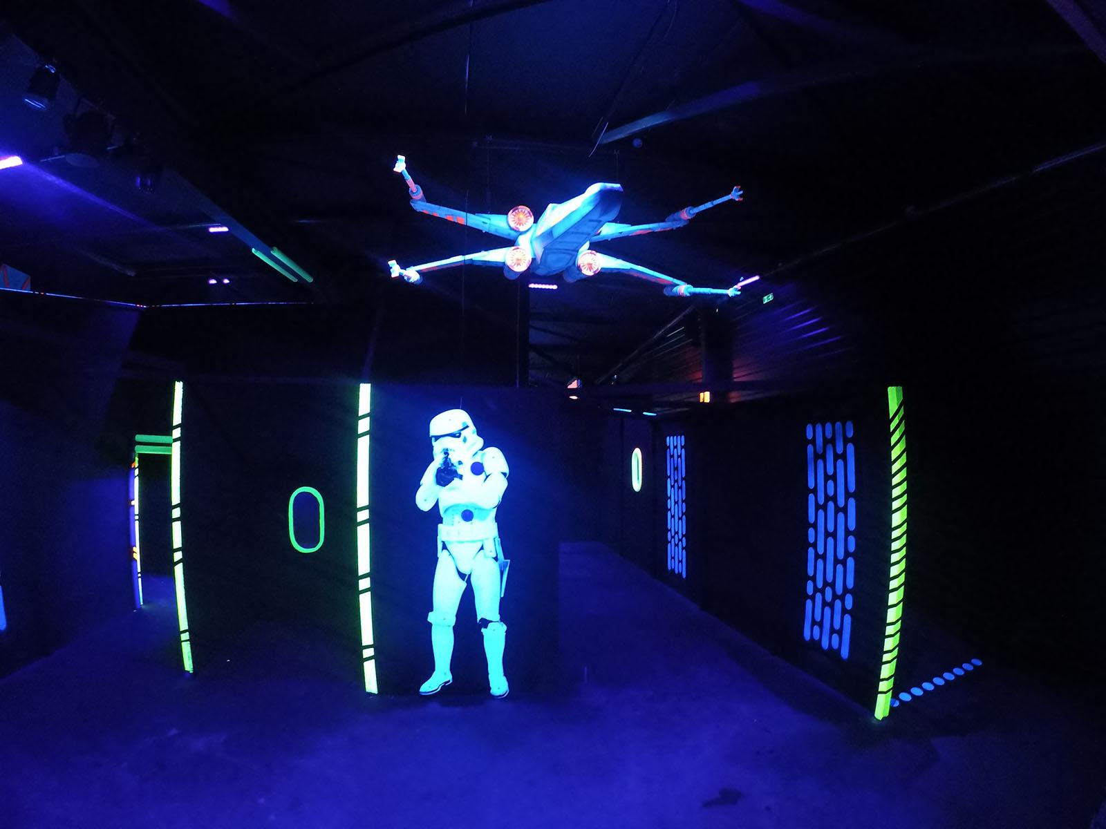 laser park galerie