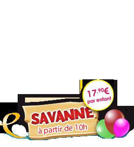 Savanna formule savanne