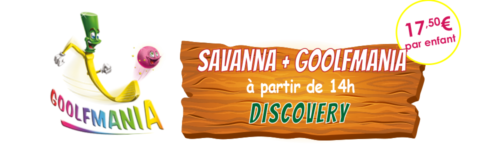 Savanna formule discovery