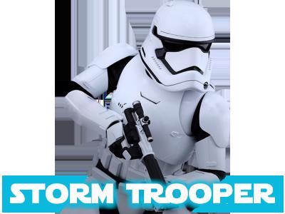 Laser Park Storm Trooper